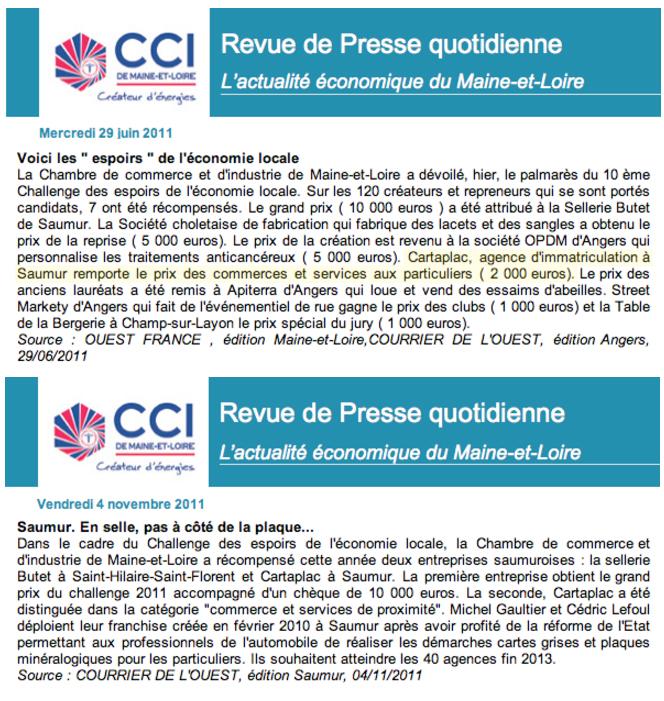 Article CCI