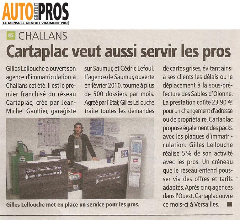 Article Auto Pros