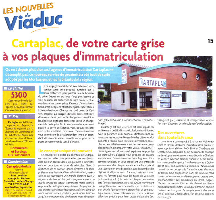 Article Le Viaduc