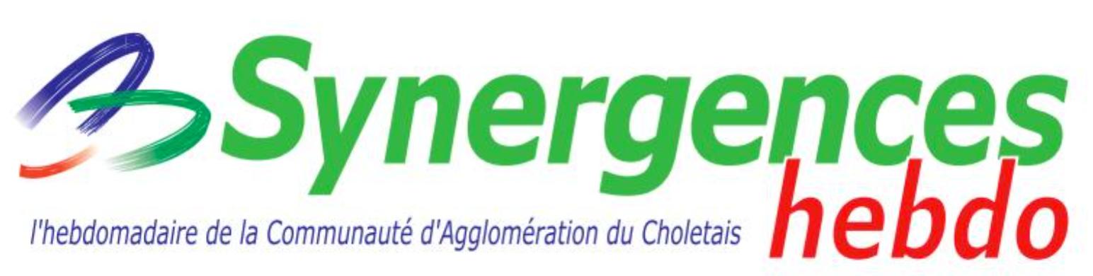 Logo Synergences hebdo Cholet