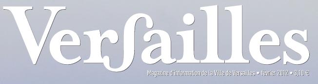 Logo Versailles magazine