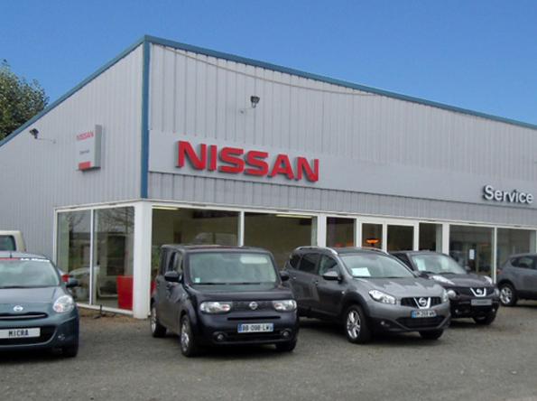 Agence Cartaplac La Flèche Garage Nissan