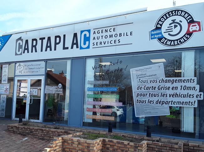 service carte grise angers Agence CARTAPLAC Montluçon. Tous vos changements carte grise