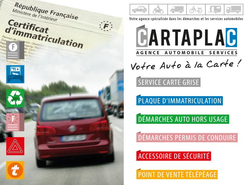 Agence Cartaplac Agence CARTAPLAC Vichy