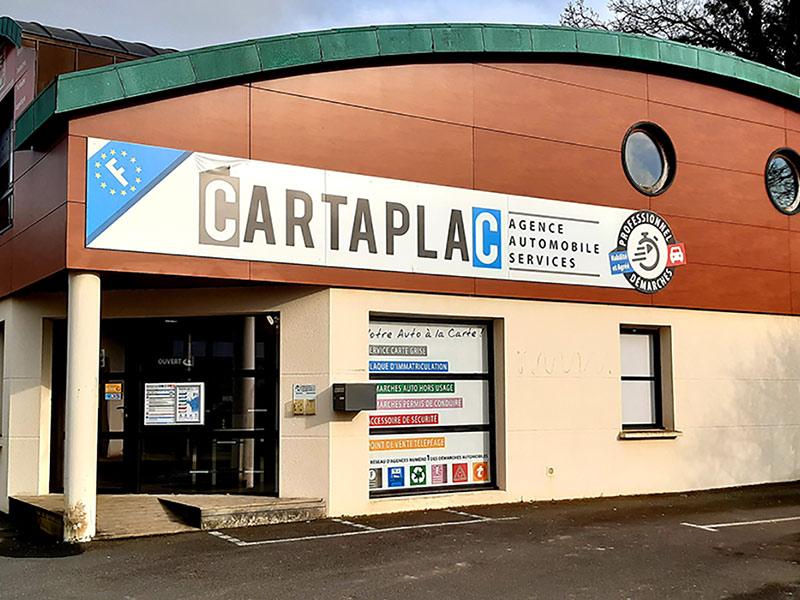 Agence Cartaplac CARTAPLAC Bretagne - Agence Morlaix