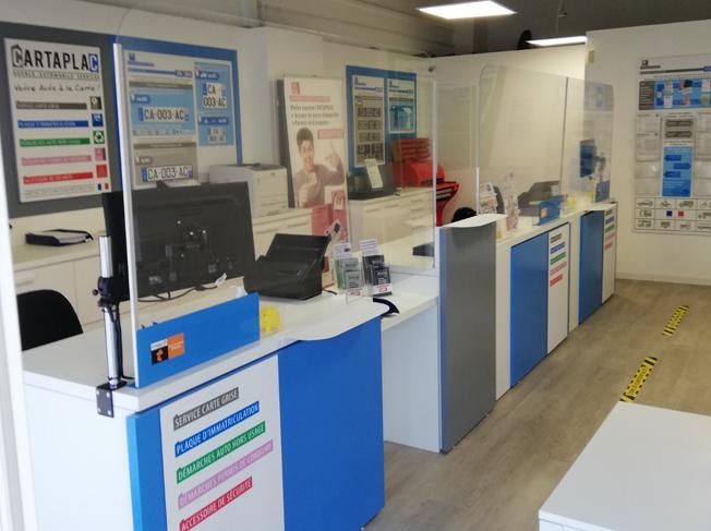 Agence Cartaplac Agence CARTAPLAC Cherbourg