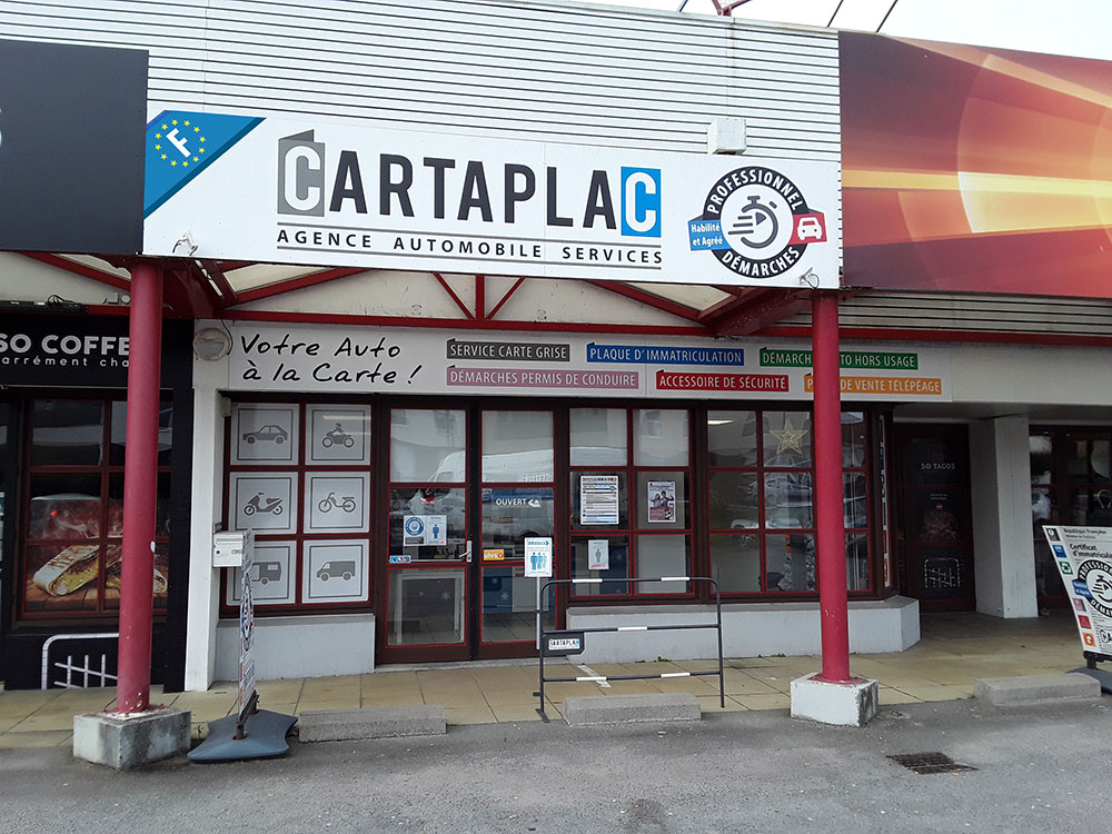 Agence Cartaplac Agence CARTAPLAC Challans