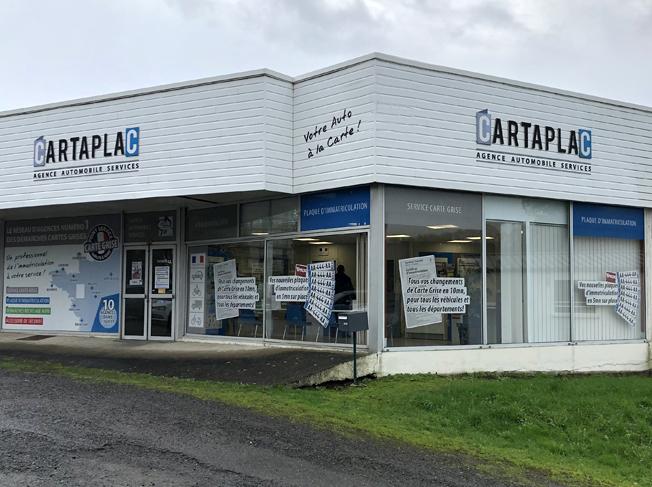 Agence Cartaplac Agence CARTAPLAC Lannion
