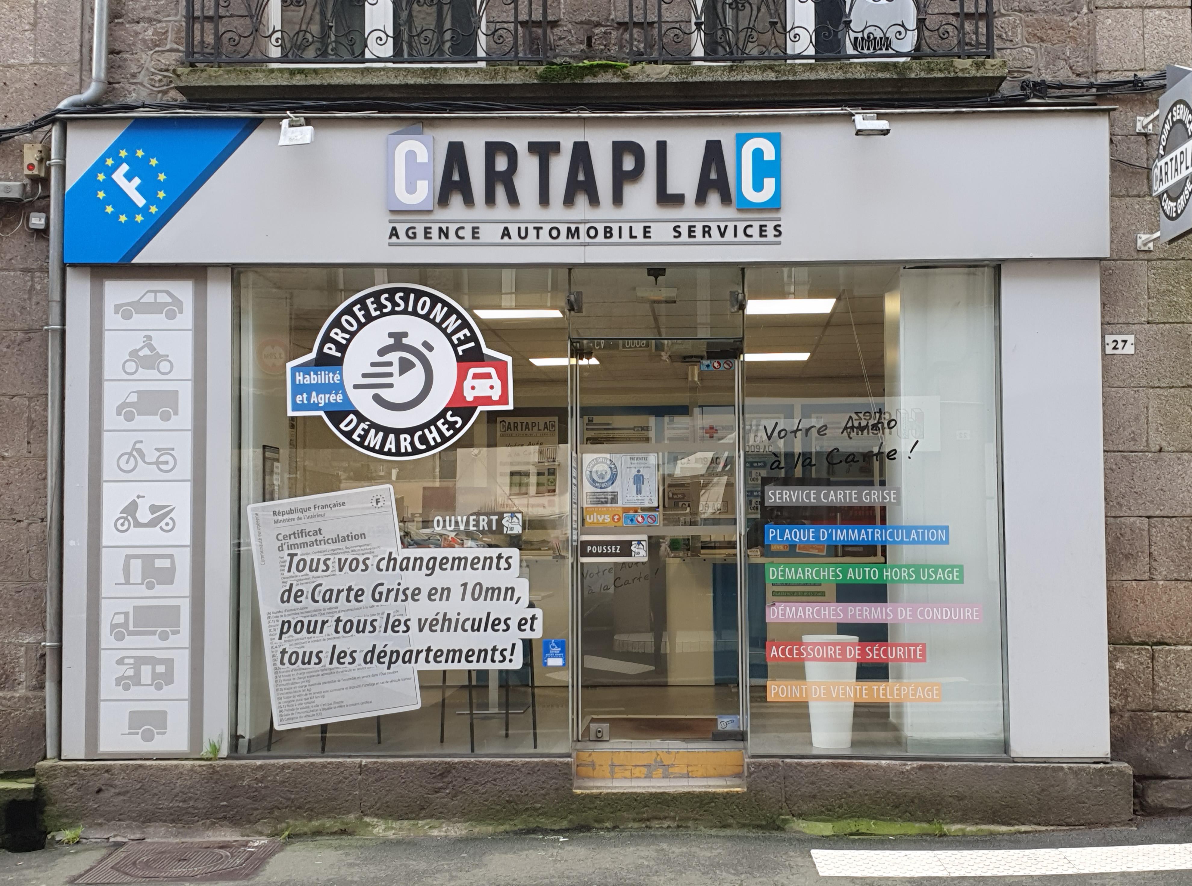 Agence Cartaplac Agence CARTAPLAC Dinan