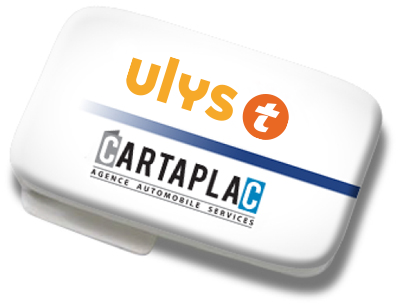 Badge Ulys by Vinci Autoroutes / CARTAPLAC