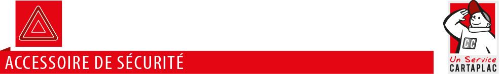 Logo Service Accessoires de sécurité CARTAPLAC