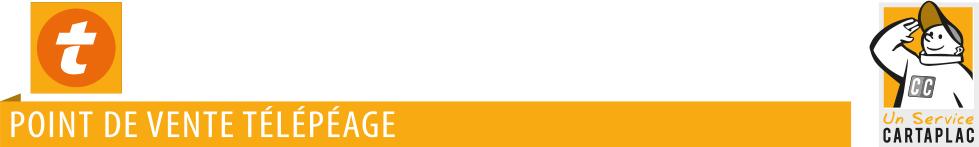 Logo Service télépéage Ulys by VINCI Autoroutes